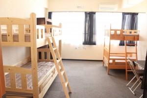 ドミトリー201号室