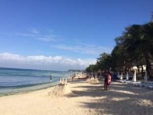 フィリピン – ボラカイ島 –