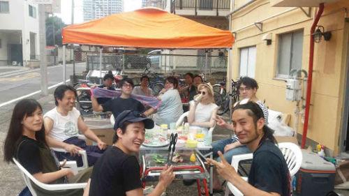 (日本語) BONBON BBQ 20180624